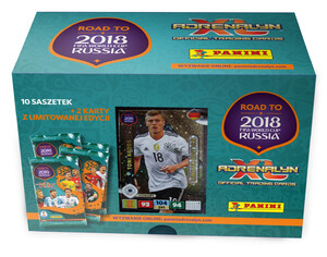 ROAD TO RUSSIA 2018 GIFT BOX Limited Toni Kroos