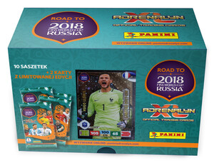 ROAD TO RUSSIA 2018 GIFT BOX Limited Hugo Lloris