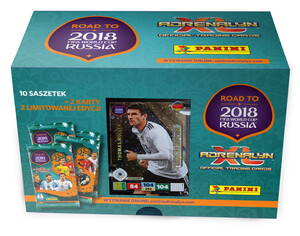 ROAD TO RUSSIA 2018 GIFT BOX Limited Thomas Muller