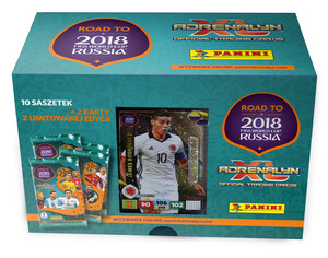 ROAD TO RUSSIA 2018 GIFT BOX Limited James Rodriguez
