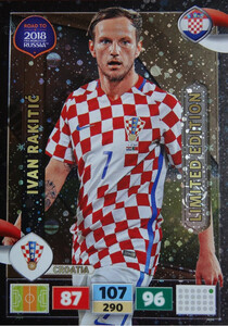 ROAD TO RUSSIA 2018 LIMITED 	Ivan Rakitic