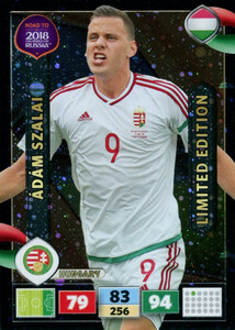 ROAD TO RUSSIA 2018 LIMITED Adam Szalai