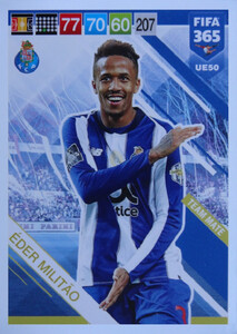 UPDATE 2019 FIFA 365 TEAM MATE Éder Militão #50