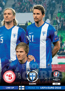 ROAD TO EURO 2016 LINE-UP Finlandia #216