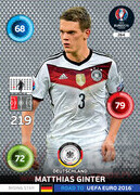 ROAD TO EURO 2016 RISING STAR Mattias Ginter #264