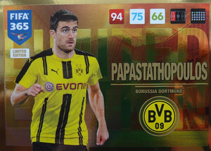 UPDATE 2017 FIFA 365 LIMITED PAPASTATHOPOULOS