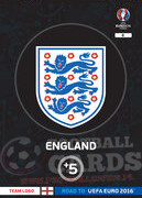 ROAD TO EURO 2016 LOGO Anglia #8