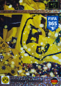 2016 FIFA 365 12th MAN BORUSSIA DORTMUND #301
