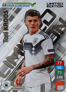 ROAD TO EURO 2020 LIMITED Toni Kroos