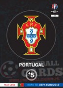 ROAD TO EURO 2016 LOGO Portugalia #18