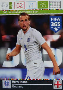 2016 FIFA 365 INTERNATIONAL RISING STAR Harry Kane #360