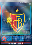 2014/15 CHAMPIONS LEAGUE® LOGO FC Basel 1893 #8