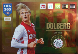 UPDATE 2017 FIFA 365 LIMITED  DOLBERG
