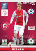 2014/15 CHAMPIONS LEAGUE® RISING STAR  Viktor Fischer #35