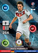 ROAD TO EURO 2016 DEFENSIVE ROCK  Mats Hummels  #318