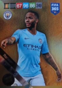 2019 FIFA 365 UPDATE  LIMITED EDITION STERLING
