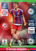 2014/15 CHAMPIONS LEAGUE® MASTER  Thomas Müller #99