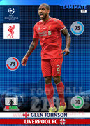 2014/15 CHAMPIONS LEAGUE® TEAM MATE Glen Johnson #155