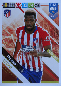 UPDATE 2019 FIFA 365 TEAM MATE 	Thomas Lemar #UE7