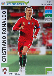 ROAD TO EURO 2020 TEAM MATE Cristiano Ronaldo 171