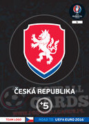 ROAD TO EURO 2016 LOGO Czeska  Republika #6
