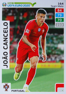 ROAD TO EURO 2020 TEAM MATE João Cancelo 164