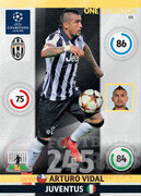 2014/15 CHAMPIONS LEAGUE® ONE TO WATCH   Arturo Vidal #151