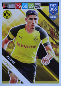 UPDATE 2019 FIFA 365 TEAM MATE Achraf Hakimi #UE26