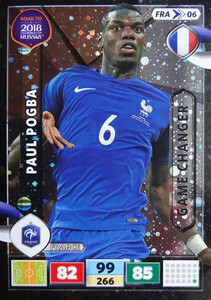 ROAD TO RUSSIA 2018 GAME CHANGER FRANCJA  POGBA 06