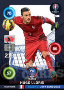 ROAD TO EURO 2016 TEAM MATE Hugo Lloris #82