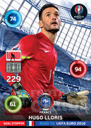 ROAD TO EURO 2016 GOAL STOPPER Hugo Lloris #310