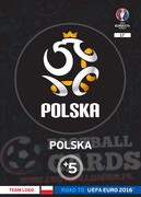 ROAD TO EURO 2016 LOGO Polska #17
