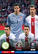 ROAD TO EURO 2016 LINE-UP Polska #151