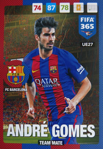 UPDATE 2017 FIFA 365 TEAM MATE André Gomes #27