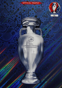 EURO 2016 Official Trophy #11