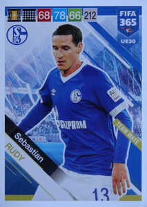 UPDATE 2019 FIFA 365 TEAM MATE Sebastian Rudy #30