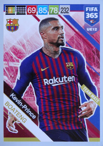 UPDATE 2019 FIFA 365 TEAM MATE Kevin-Prince Boateng #UE12