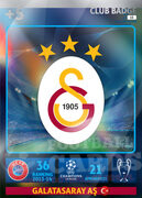 2014/15 CHAMPIONS LEAGUE® LOGO Galatasaray AŞ #15
