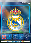 2014/15 CHAMPIONS LEAGUE® LOGO Real Madrid CF #23