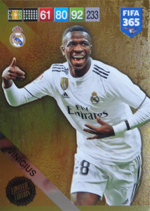 2019 FIFA 365 UPDATE LIMITED EDITION VINICIUS