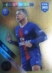 2019 FIFA 365  LIMITED MBAPPE