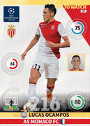 2014/15 CHAMPIONS LEAGUE® ONE TO WATCH   Lucas Ocampos #187