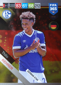 2019 FIFA 365 GERMAN STAR Thilo Kehrer #410