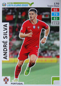 ROAD TO EURO 2020 TEAM MATE André Silva 170