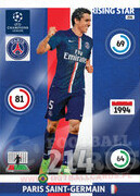 2014/15 CHAMPIONS LEAGUE® RISING STAR  Marquinhos #206