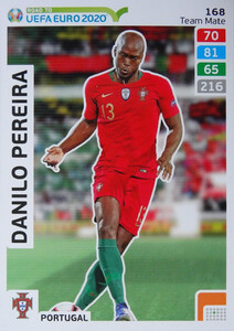 ROAD TO EURO 2020 TEAM MATE Danilo Pereira 168