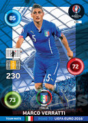 ROAD TO EURO 2016 TEAM MATE Marco Verratti #120