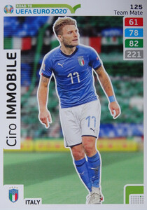 ROAD TO EURO 2020 TEAM MATE  Ciro Immobile 125