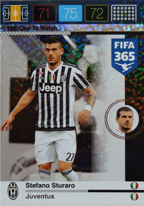 2016 FIFA 365 ONE TO WATCH Stefano Sturaro