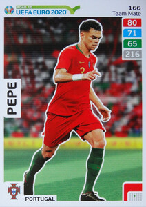 ROAD TO EURO 2020 TEAM MATE  Pepe 166
